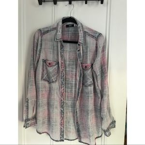 Urban Outfitters BDG Flannel Size M